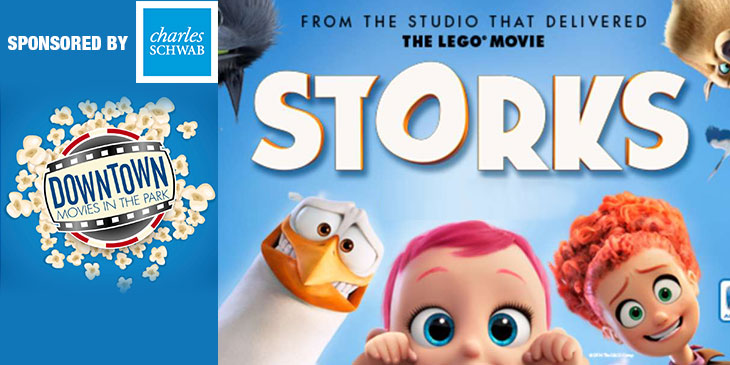 Movies in the Park: Storks