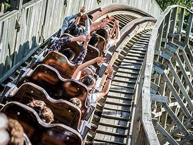 Celebrate National Roller Coaster Day August 16