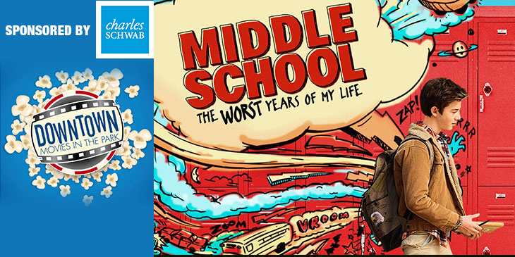 Movies In The Park: Middle School