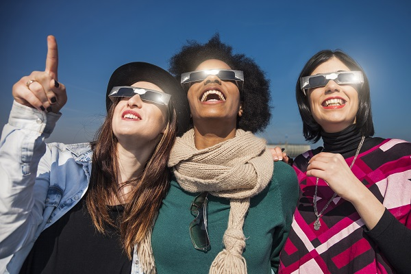 The Solar Eclipse & Eye Safety
