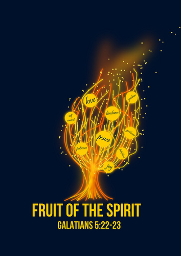 Pastor's Perspective: The Fruits of the Spirit
