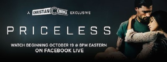PRICELESS the Movie FREE on Facebook Live Oct 19th