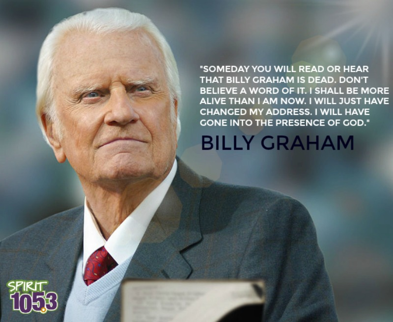 Remembering the Life of Billy Graham