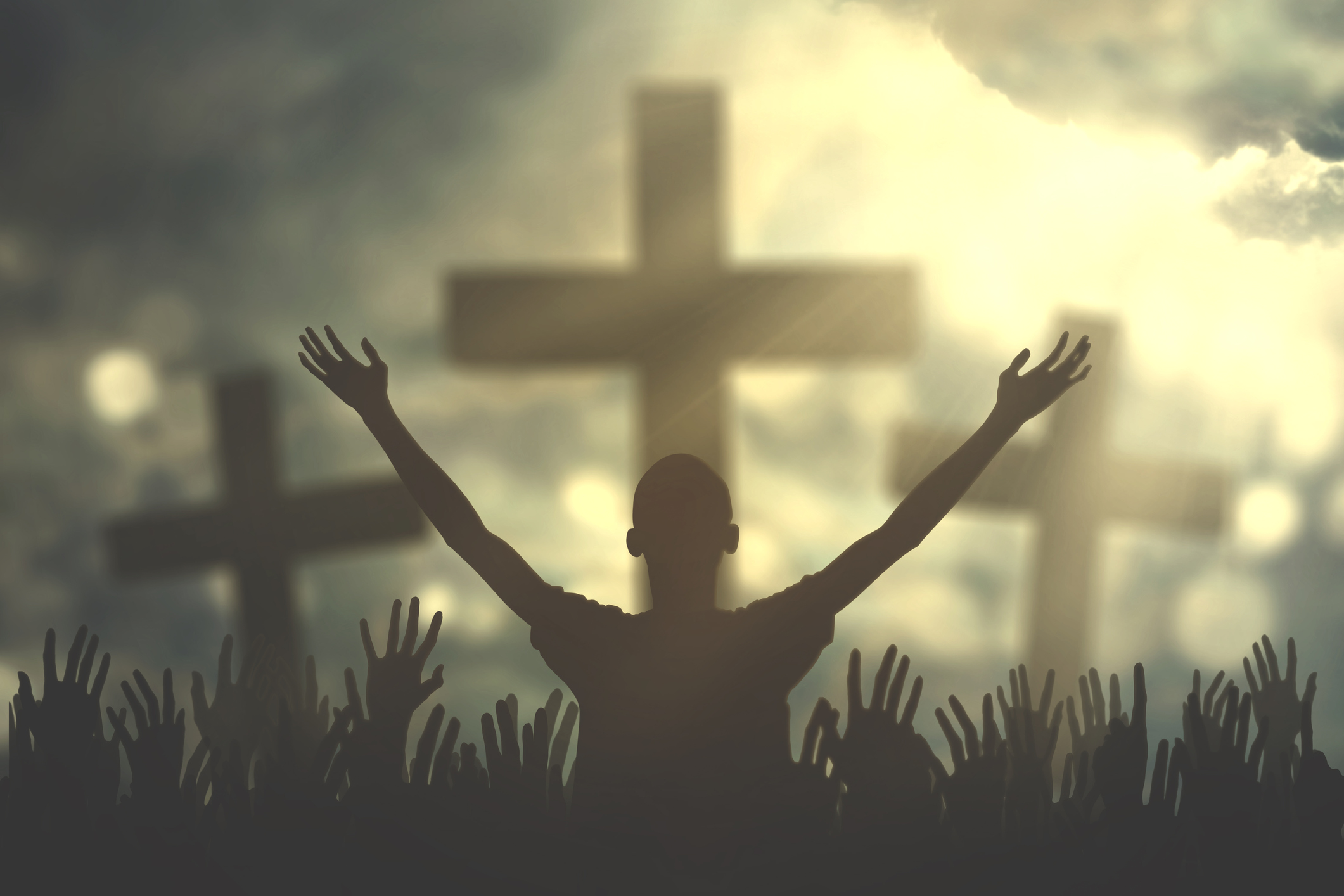 8-day Easter Devotional: Start with Praise (Day 2)