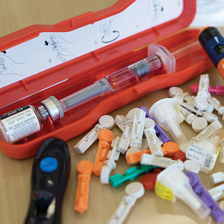 How to Safely Dispose of Needles and Medical Sharps