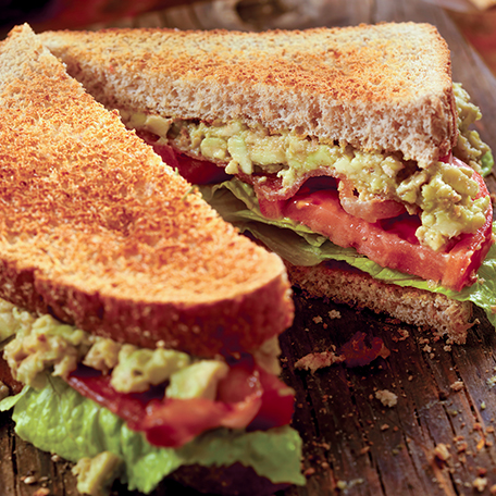 Simple, Healthy Snacks and Sandwiches