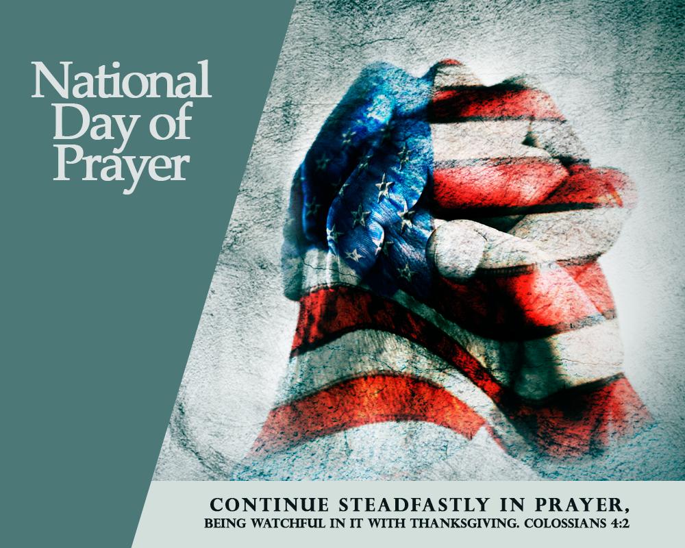 Preparing for National Day Of Prayer