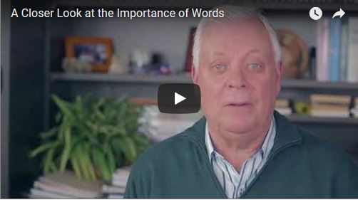A Closer Look at the Importance of Words