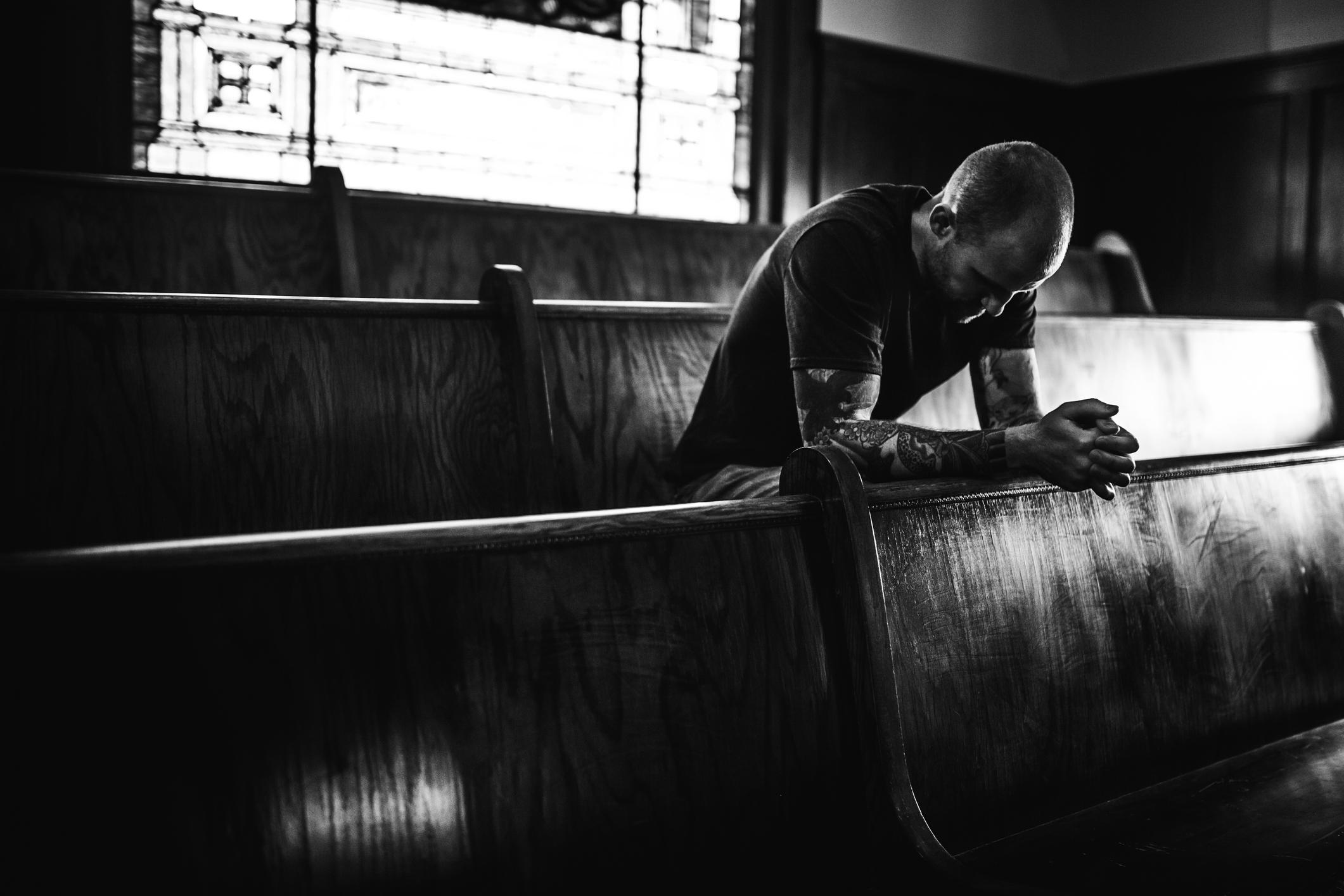 Pastor's Perspective: Who Got You In the Door?