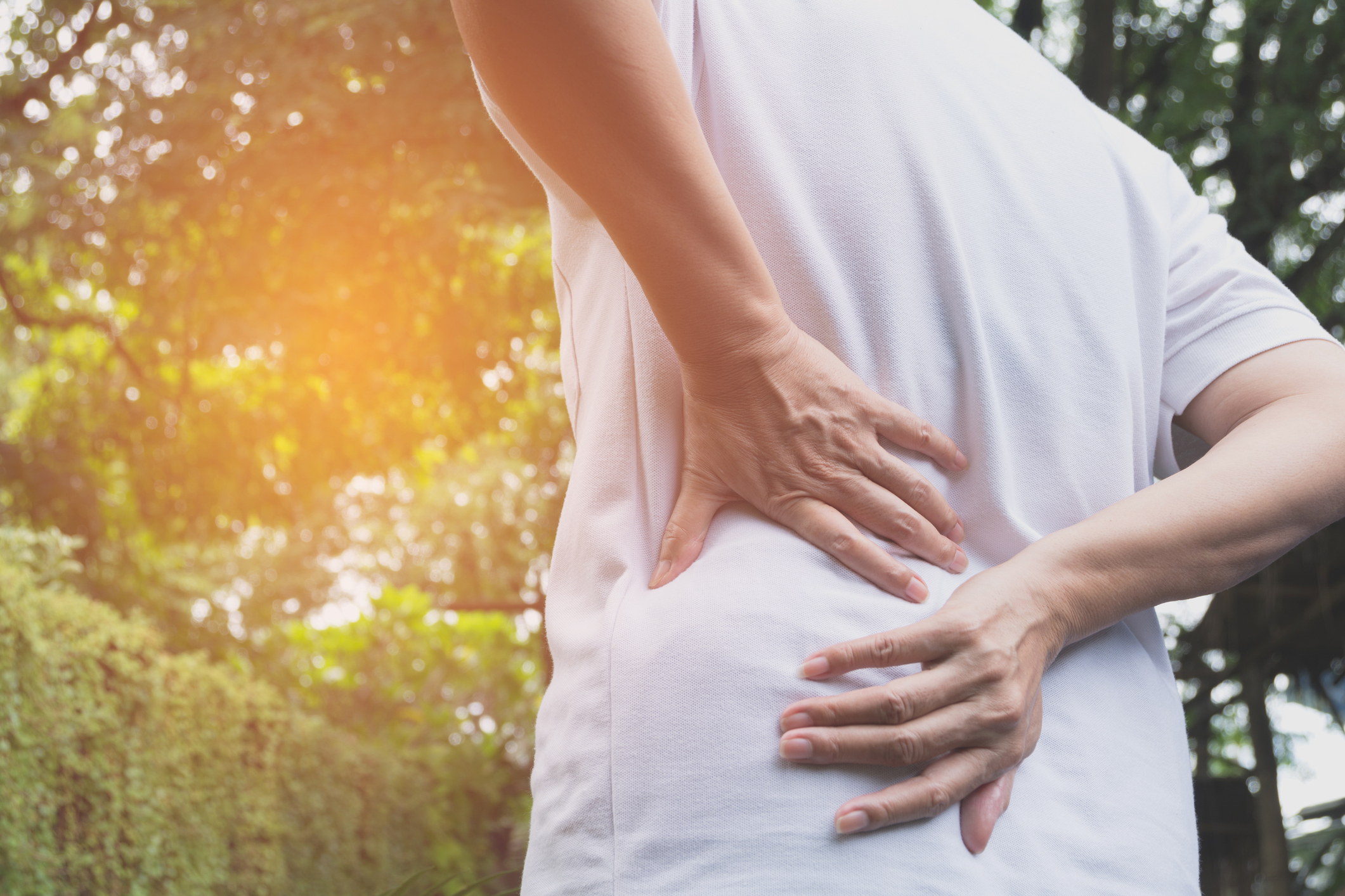 Solve Back Pain Without Drugs or Surgery