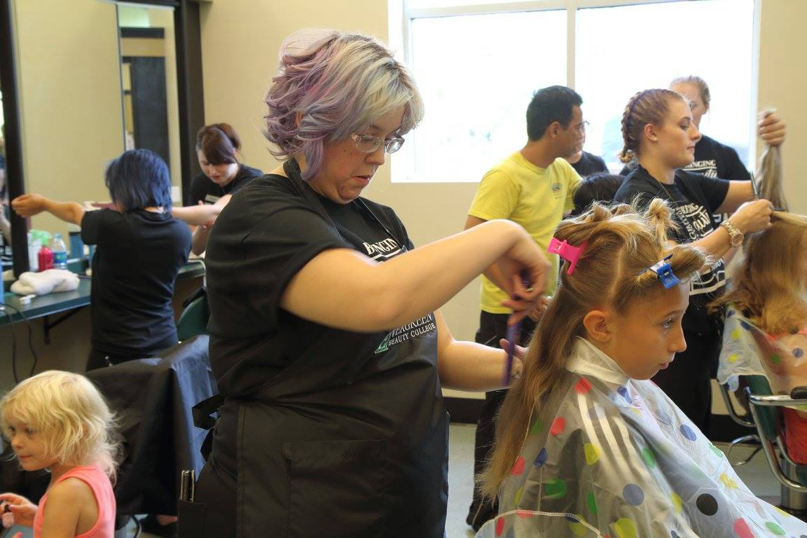 Beauty 101: FREE Back to School Haircuts at Evergreen Beauty College