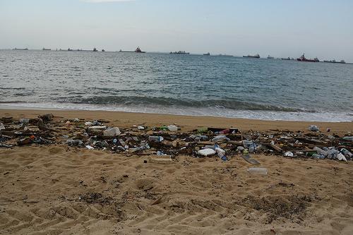 Beach Plastic to Prosthetic