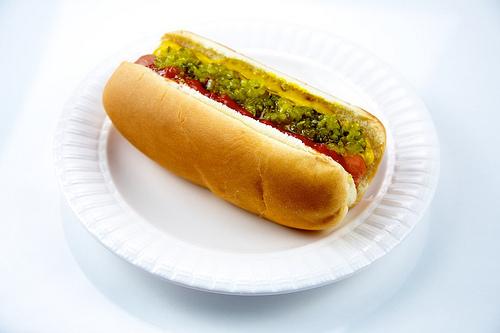 Teen Sells Hot Dogs Instead of Lemonade