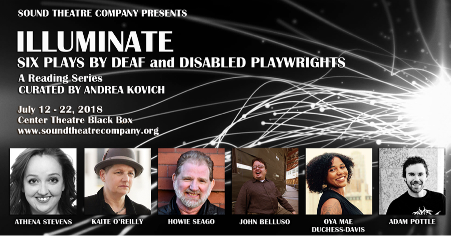 A Highlight of Plays by Playwrights With Disabilities