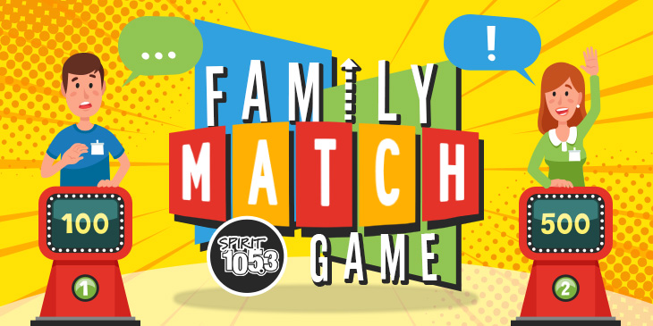 Family Match Game: Lilly & Grace
