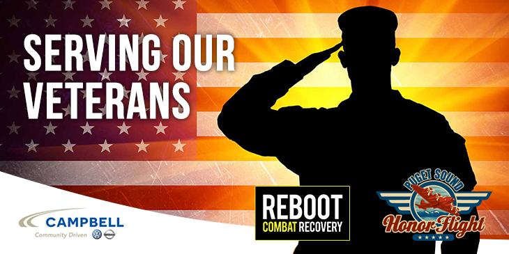Join us in Serving our Veterans