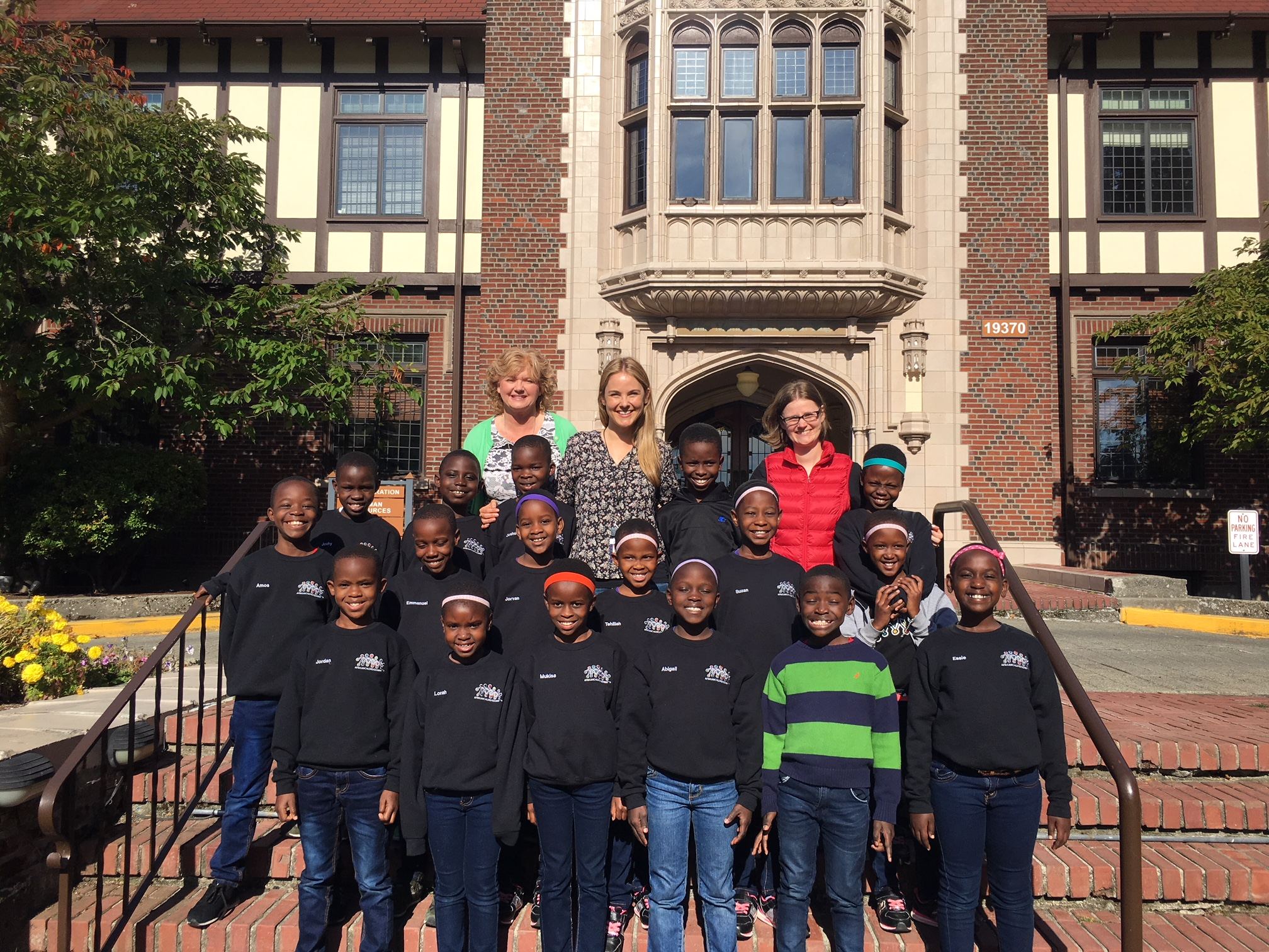 The African Children's Choir Visits SPIRIT 105.3