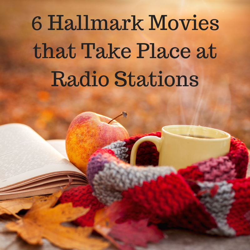 6 Hallmark Movies that Take Place at Radio Stations