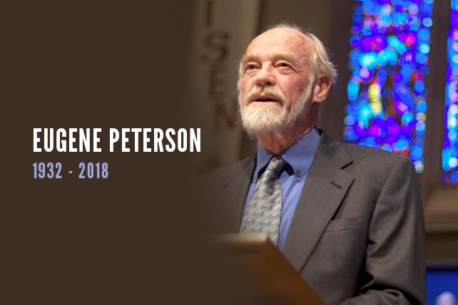 The Impact of Eugene Peterson