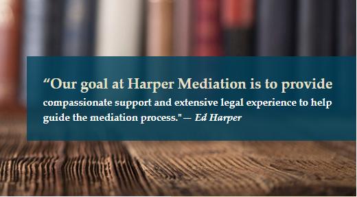 Legal 101: Harper Law Adds Harper Mediation