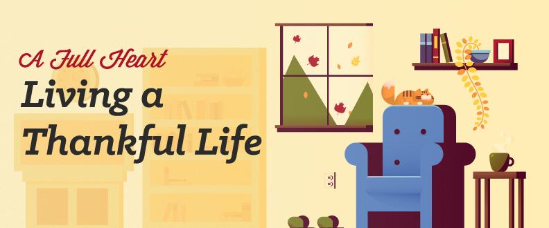 Celebrating Thankfulness Each Day