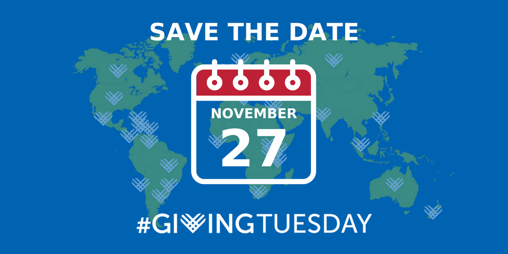 Make An Impact on Giving Tuesday November 27th