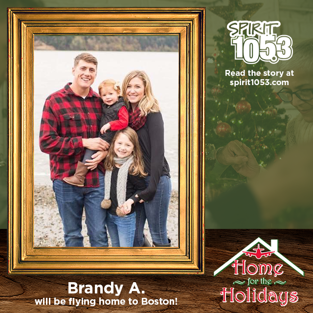 Home for the Holidays - Brandy
