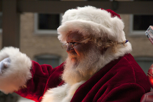 Beauty 101: Santa Photos Available to Download