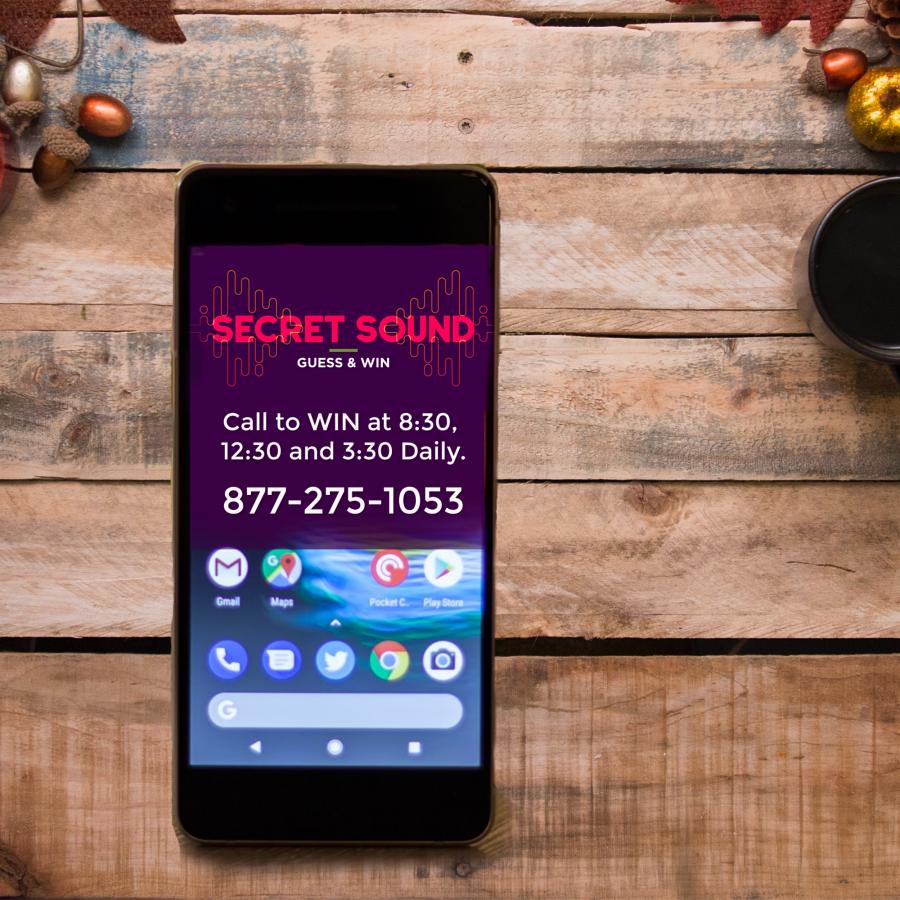 Secret Sound Guessing Tips   SPIRIT 105 3