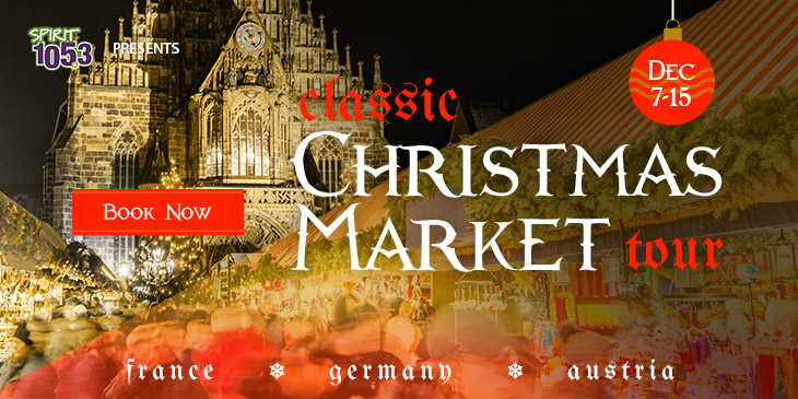 Christmas Markets In Germany 2019.Classic Christmas Market Tour Spirit 105 3