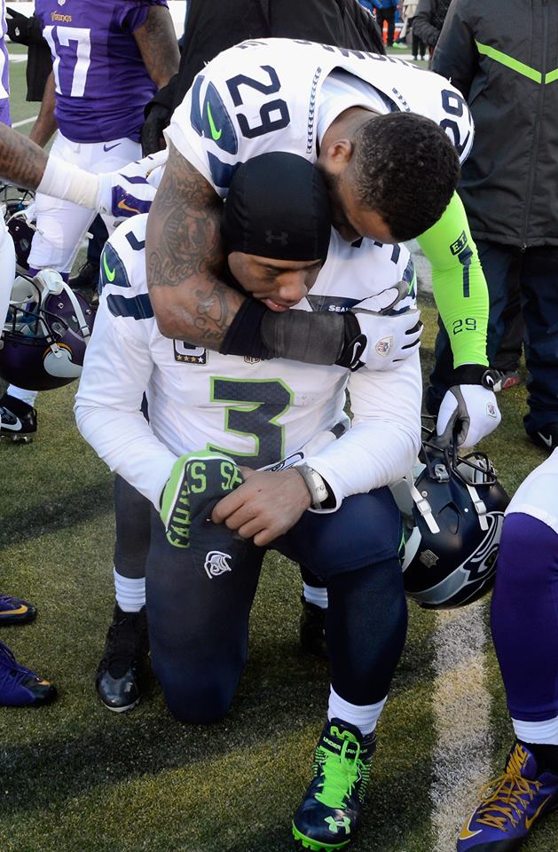 Seahawks Players Answer The Question 'Who Is Jesus'