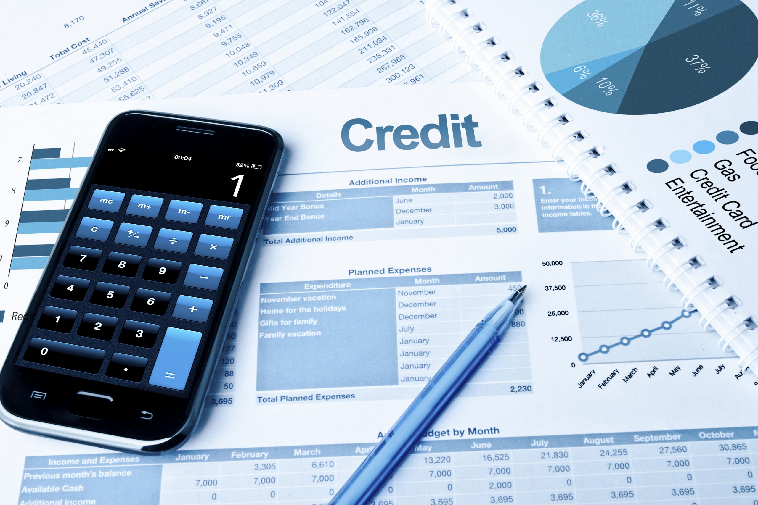 What is the Deal with Credit Scores?