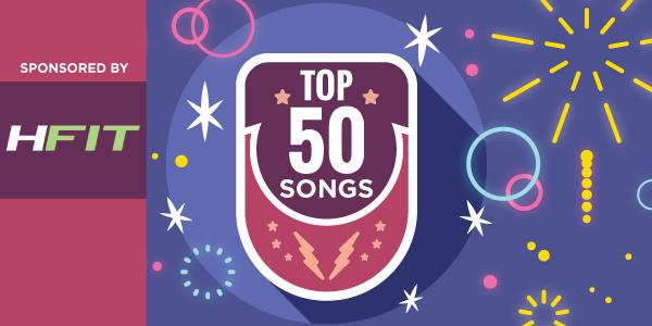 Top 50 Songs of 2015
