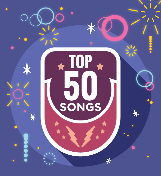 More About the Top 50 Songs of 2015