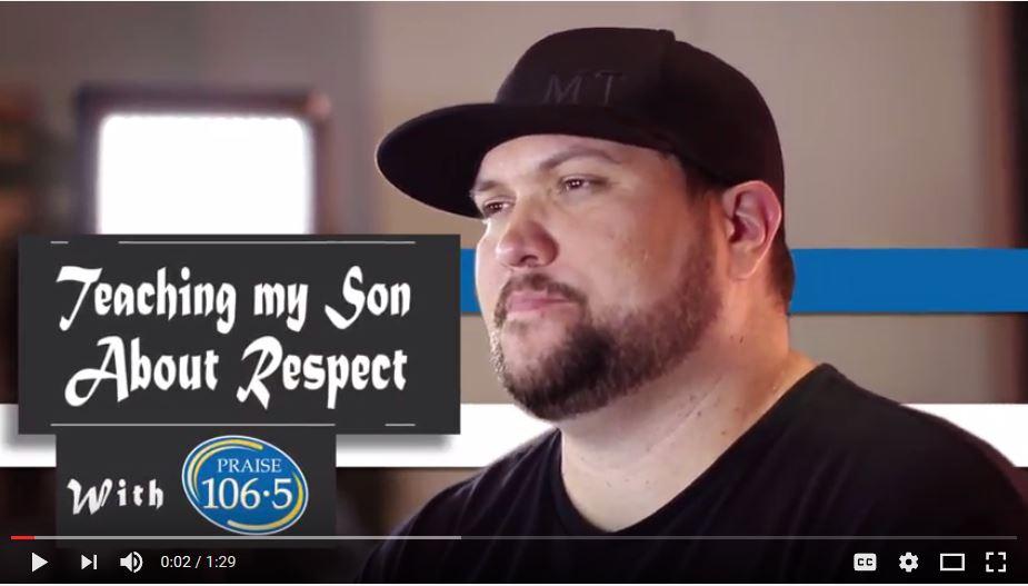 How Do You Teach Your Children Respect?