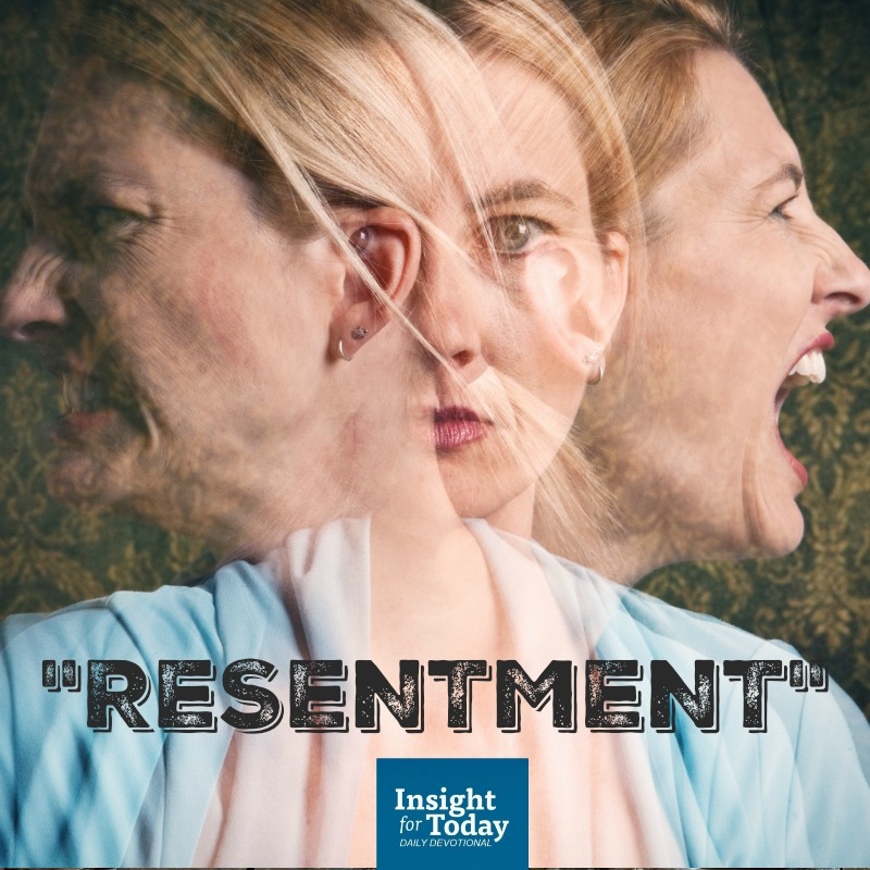Daily Devotion: Resentment