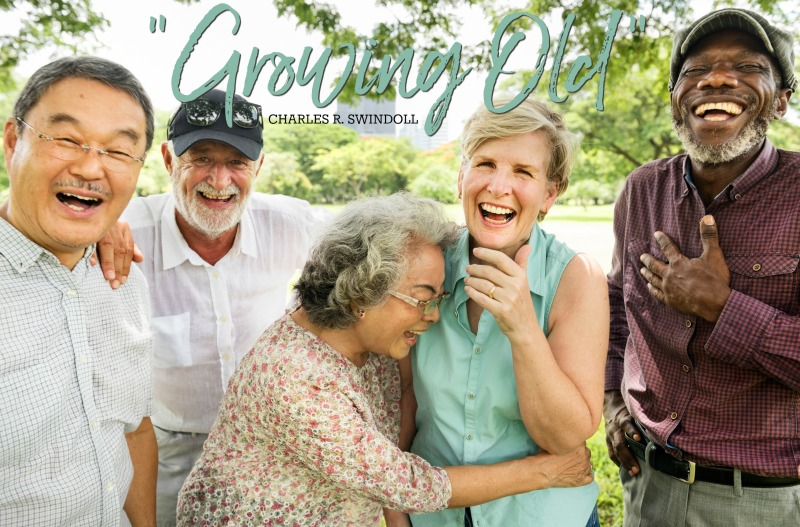 Daily Devotion: Growing Old