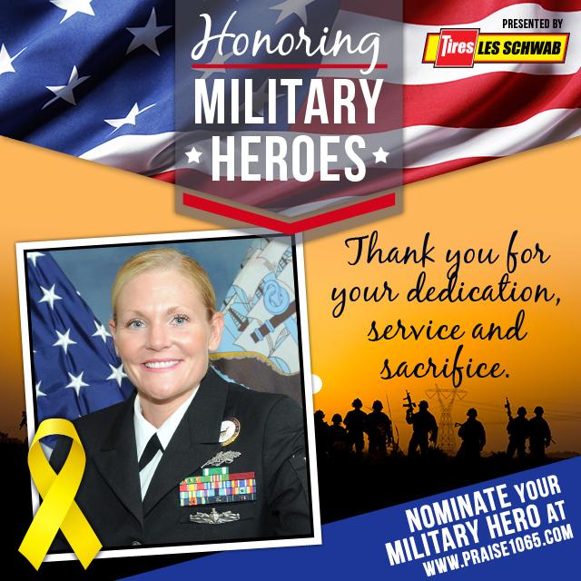 Military Hero - Brittany Robinson