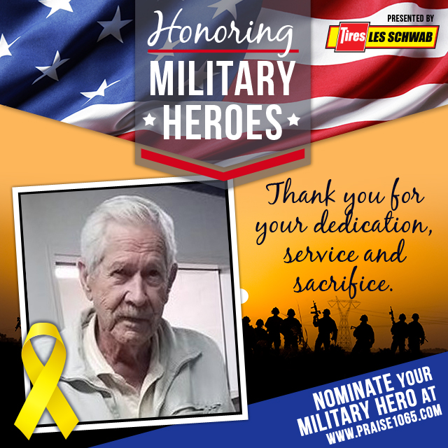 Military Hero - Lorren Coleman