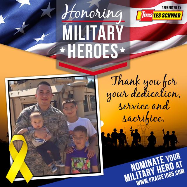 Military Hero - Peter Ahn