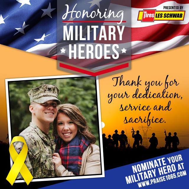 Military Hero - Phil Douglas