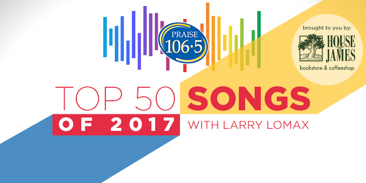 Top 50 Uplifting Songs in Rank Order