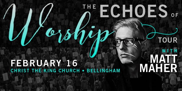 Are You Ready for Matt Maher?