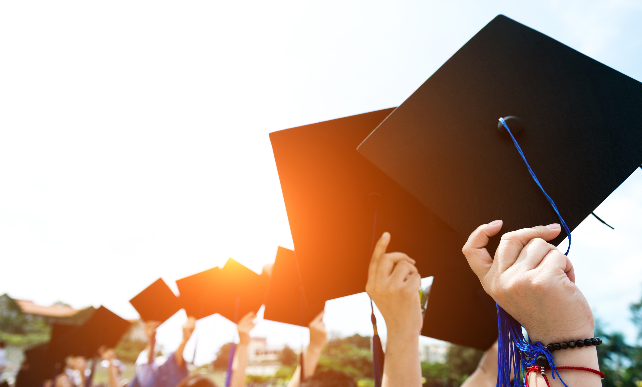 Highlight from Jim & Lynette: Teacher Gets Surprising Grad Invite