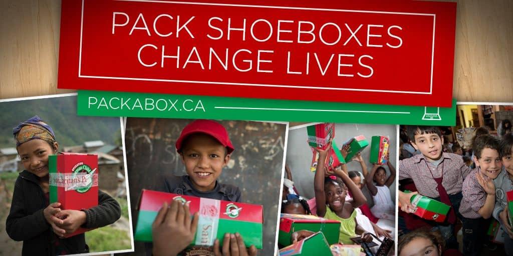 Operation Christmas Child Shoebox.Operation Christmas Child Shoebox Event Praise 106 5