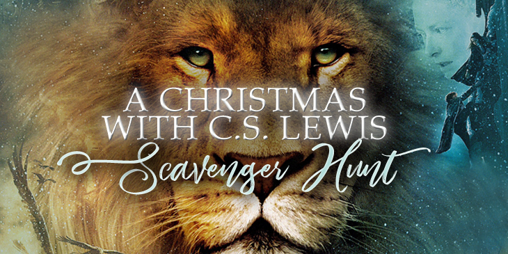 "Virtual Scavenger Hunt for ""A Christmas with C.S. Lewis"" Tickets!"