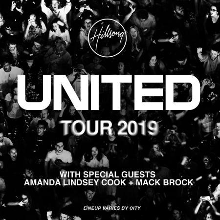 Hillsong United Tour 2019 - Vancouver | PRAISE 106 5