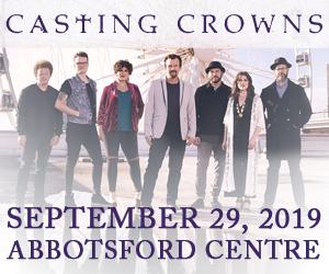 Casting Crowns Tour 2020.Casting Crowns Only Jesus Tour Abbotsford Praise 106 5