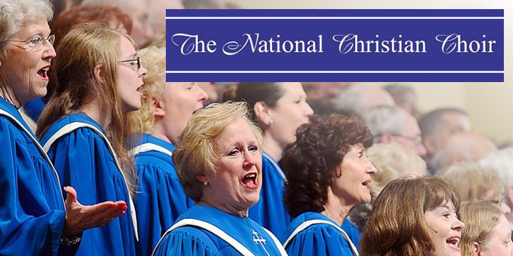 Psalm 95 / National Christian Choir