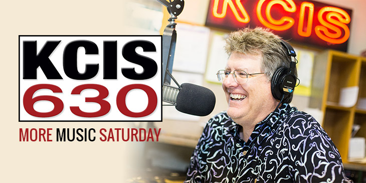 KCIS More Music Saturday